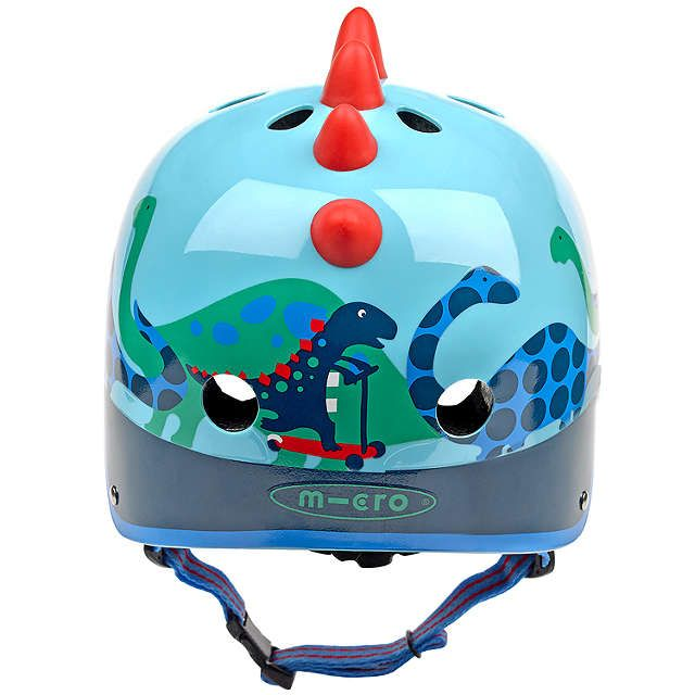 BuyMicro 3D Scootersaurus Scooter Safety Helmet, Small Online at johnlewis.com