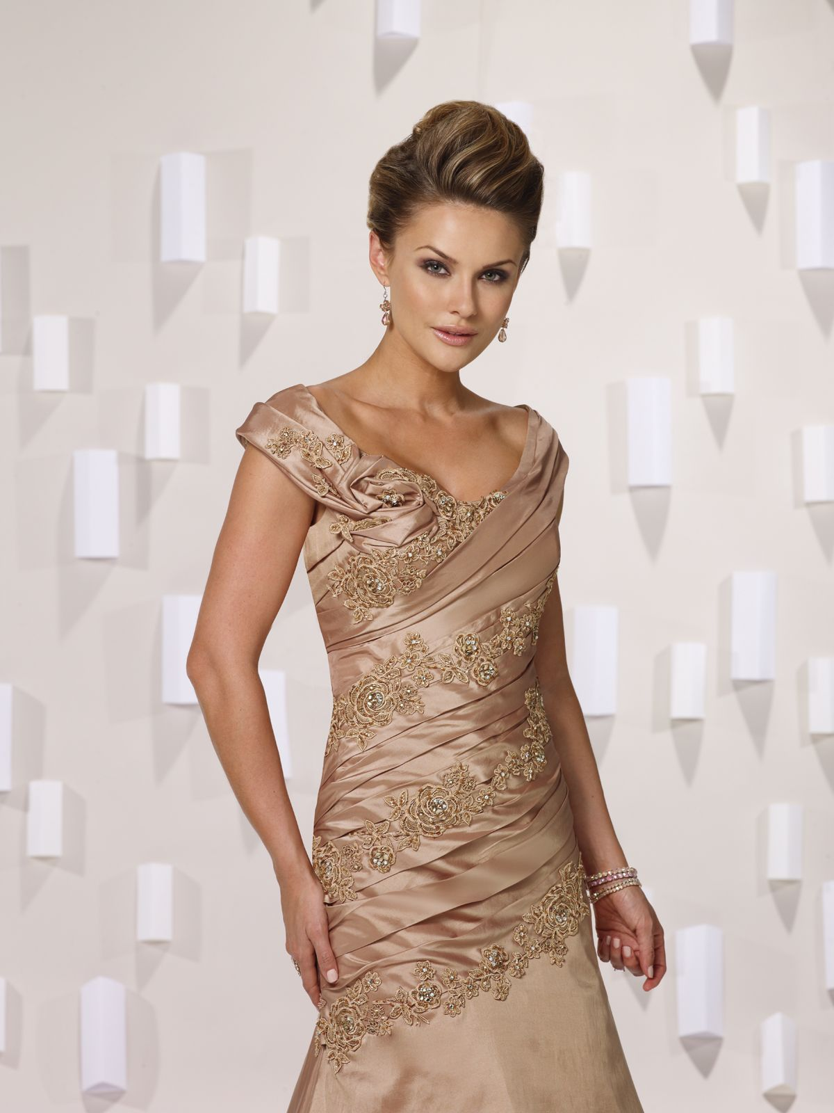 Kathy Ireland 2BE213 Mother of the Bride Dresses in 2019