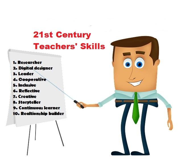 A List Of The Most Critical 21st Century Skills Teachers Should Have Teachingutopians 21st Century Skills 21st Century Teacher Teacher Skill