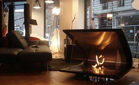 offener kamin - interior design - wohnideen | interior design, Mobel ideea