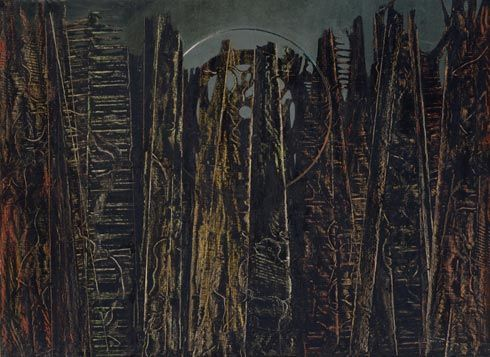 Max Ernst, The Forest, 1927–28