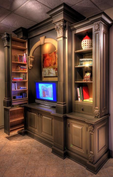 Best Elmwood Kitchens Photo Gallery Built In Around Fireplace 400 x 300