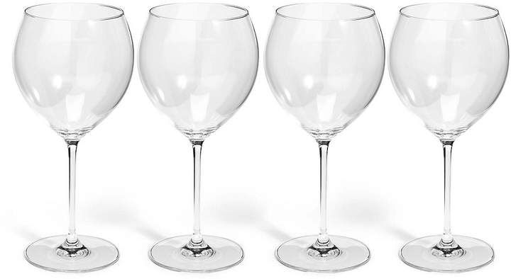 Marks and Spencer The Sommelier's Edit Set of 4 Large White
