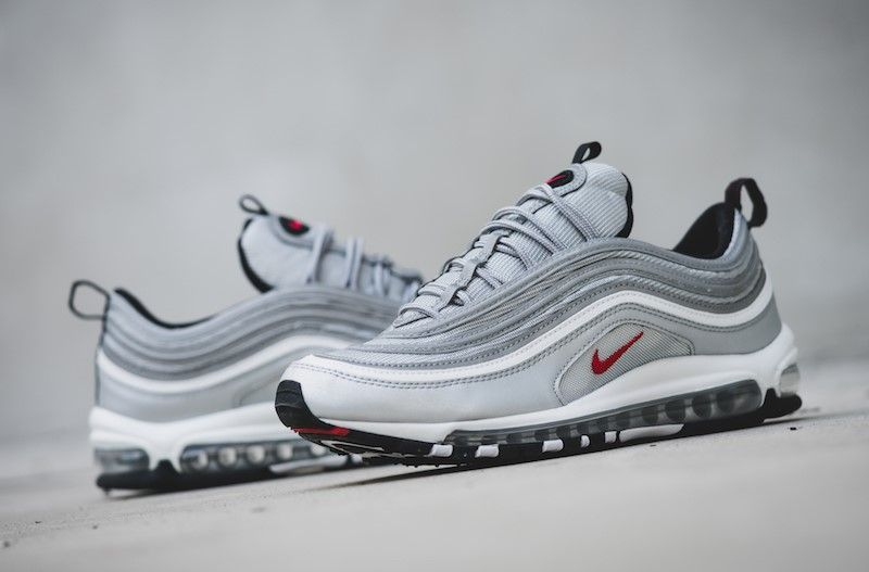 new product a0ed5 d8839 0ad5d 853fd  get the nike air max 97 og qs silver bullet release date april  15 8d765 96b47