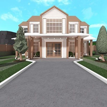 I Do Not Own This Pin Full Credit To The Owner In 2020 My House Plans Two Story House Design Home Building Design