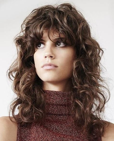 Long Shag Hairstyles Entrancing 50 Lovely Long Shag Haircuts For Effortless Stylish Looks  Shag