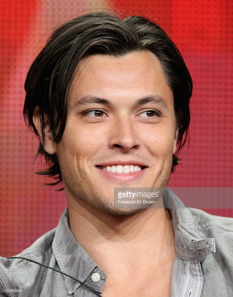 Actor Blair Redford of the television show 'The Lying Game' speaks during the Disney ABC Television Group portion of the 2011 Summer Television Critics Association Press Tour held at The Beverly Hilton Hotel on August 7, 2011 in Beverly Hills, California.