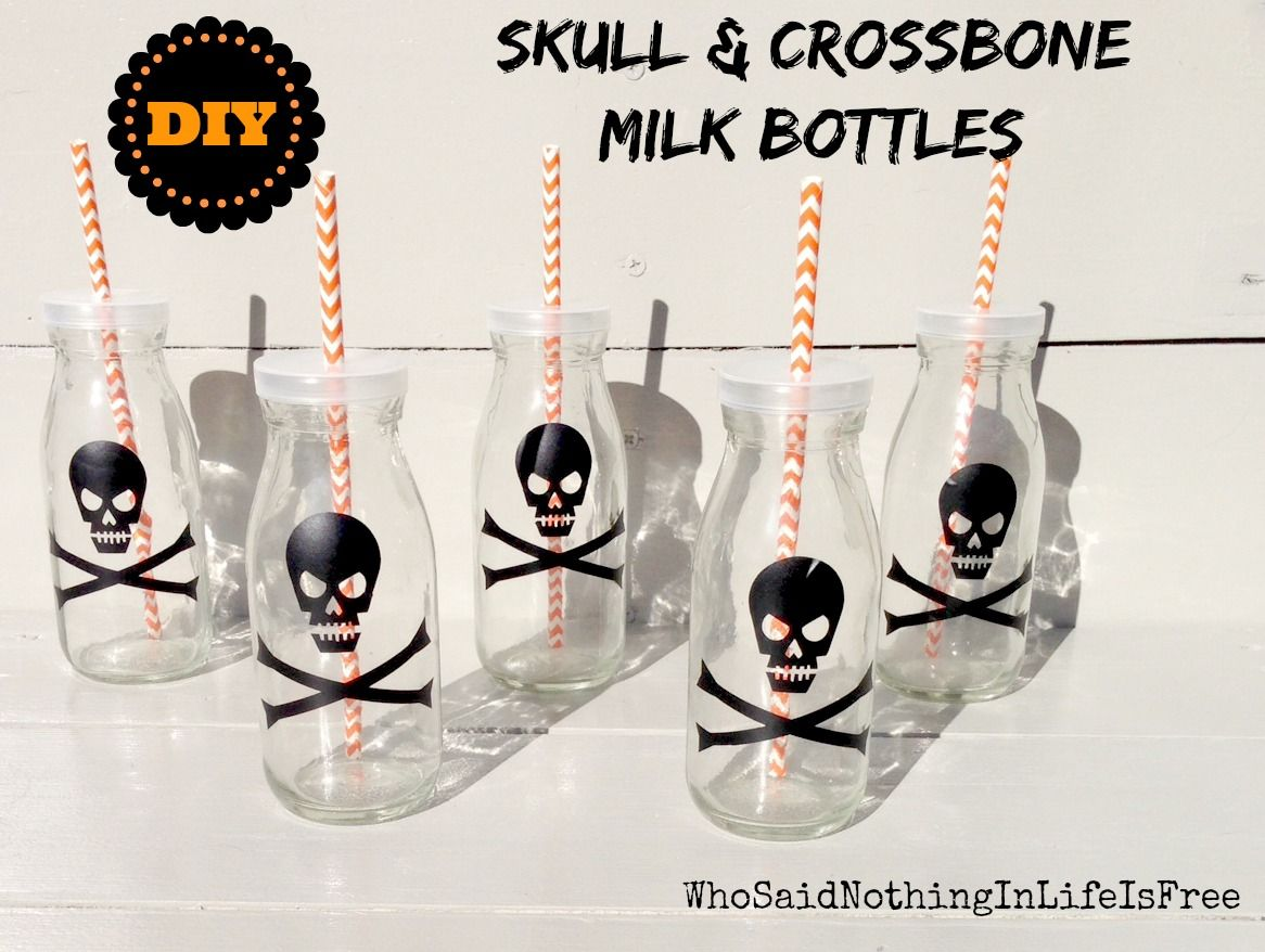 how to skull a drink