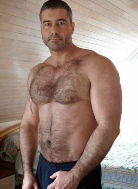 Hot sexy mature bear have quickly
