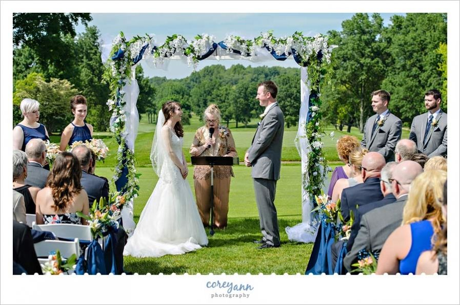 outdoor wedding ceremony sites in akron ohio%0A wedding ceremony outside in june in canton ohio