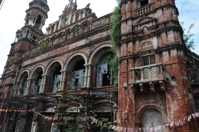 Bharat Insurance Building Madras Musings We Care For Madras That