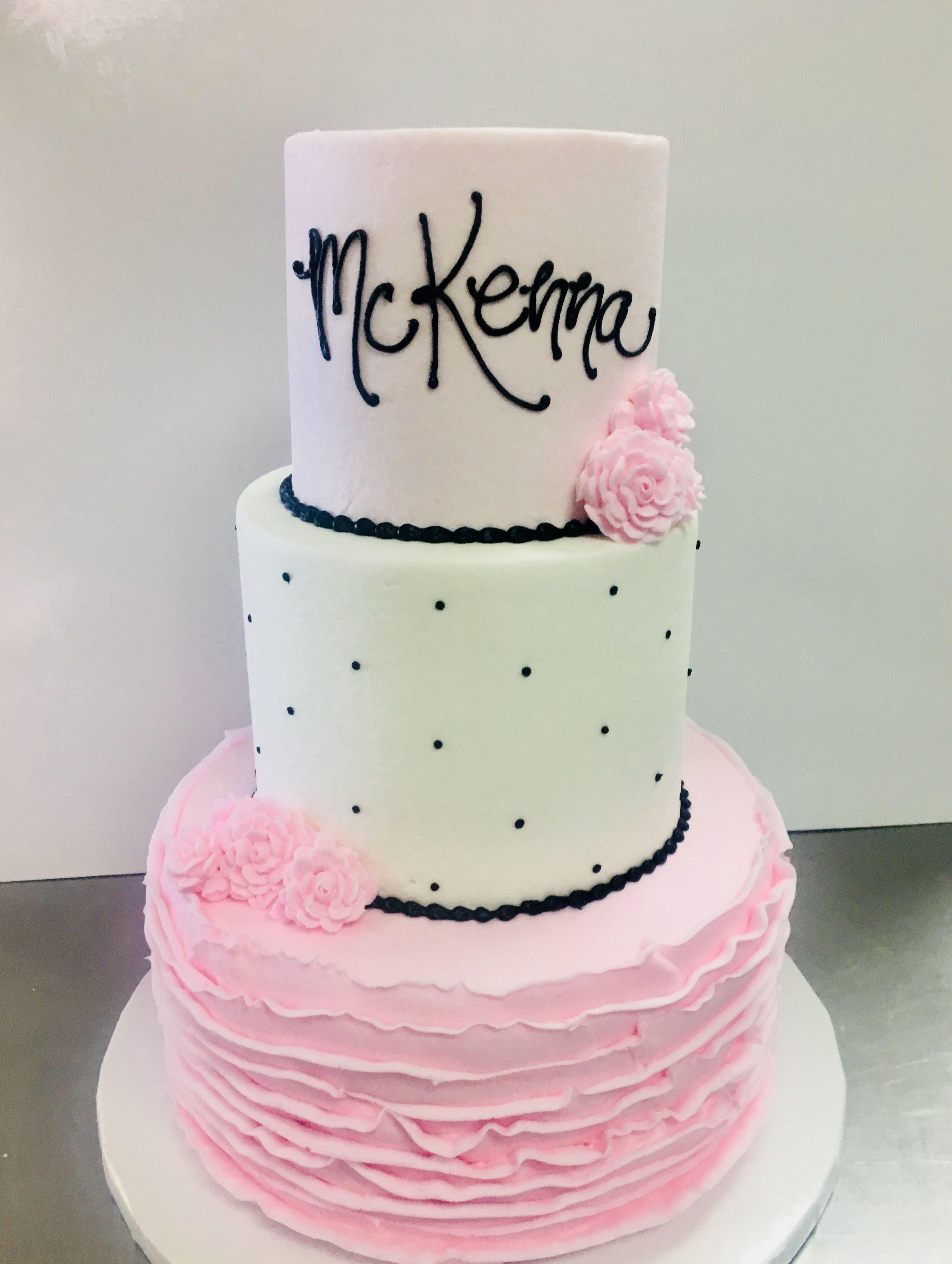 Baby Girl 1st Birthday Cake 1st Birthday Cake For Girls Baby