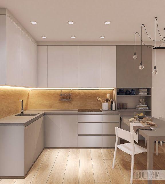 фартук из дерева eldhús hugmyndir pinterest cuisines cuisine moderne et meuble cuisine