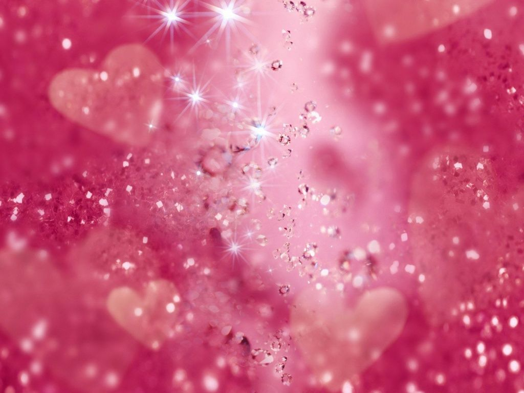 Pink Glitter Wallpapers