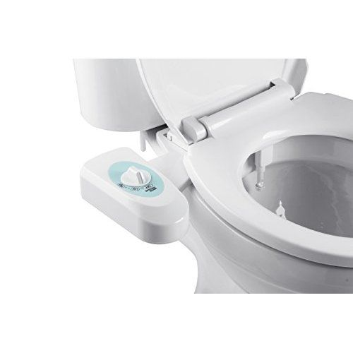 Luxe Bidet Neo 120 Self Cleaning Nozzle Fresh Water Non