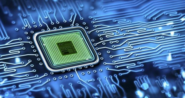 Science looks beyond silicon in search for computer speed Dublin's tech hub has been designated Silicon Docks but the metalloid element may be superseded by new computing materials - IrishTimes.com - April 20th, 2015 Silicon chip: its monopoly in the computer-chip industry may be in decline as increases in chip speed slow further