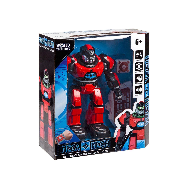 World Tech Toys Megamech Full Function IR Robot #techtoys