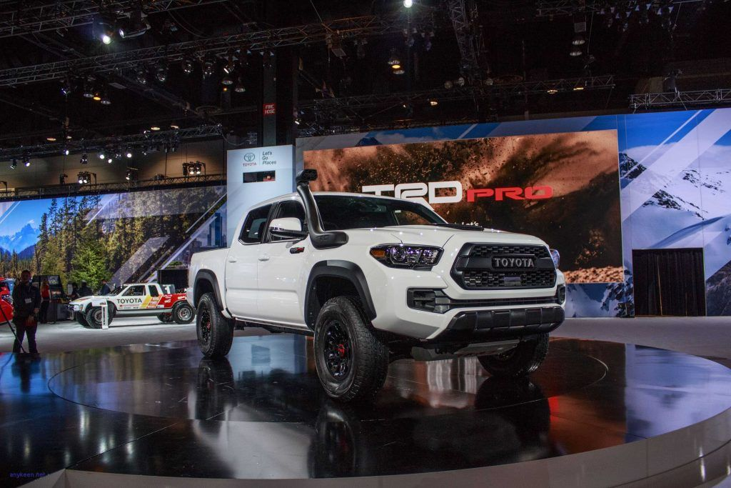 Best 2019 Toyota Tacoma Mpg Pictures Car Gallery Review Car 2018
