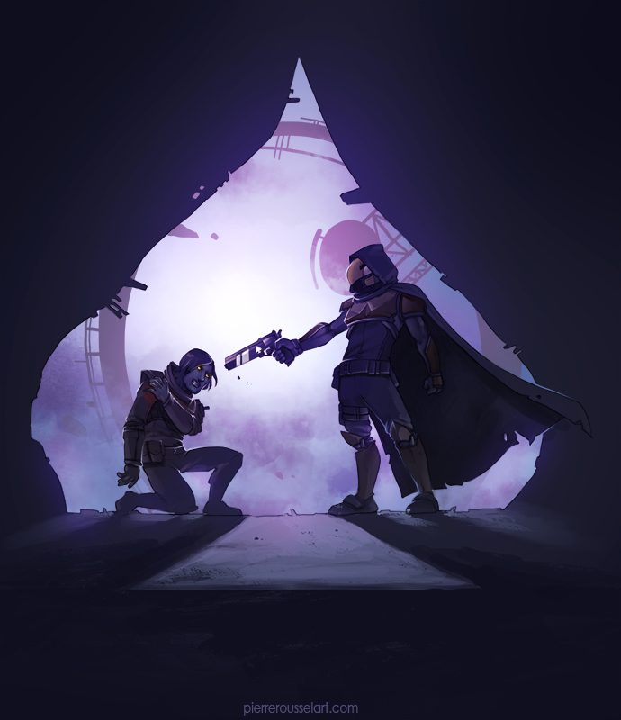 The Prince Needs To Die For Killing Cayde 6 Destiny Ommage A