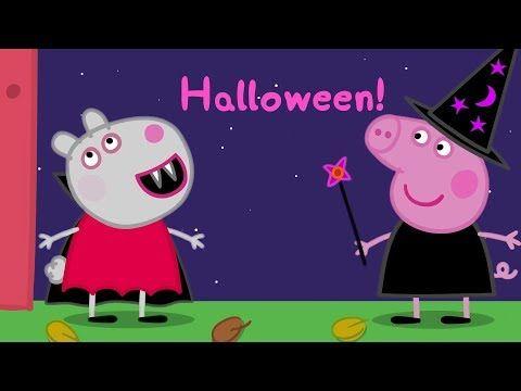 Peppa Pig S2E20 Le sentier de randonnée - YouTube   Dessin ...