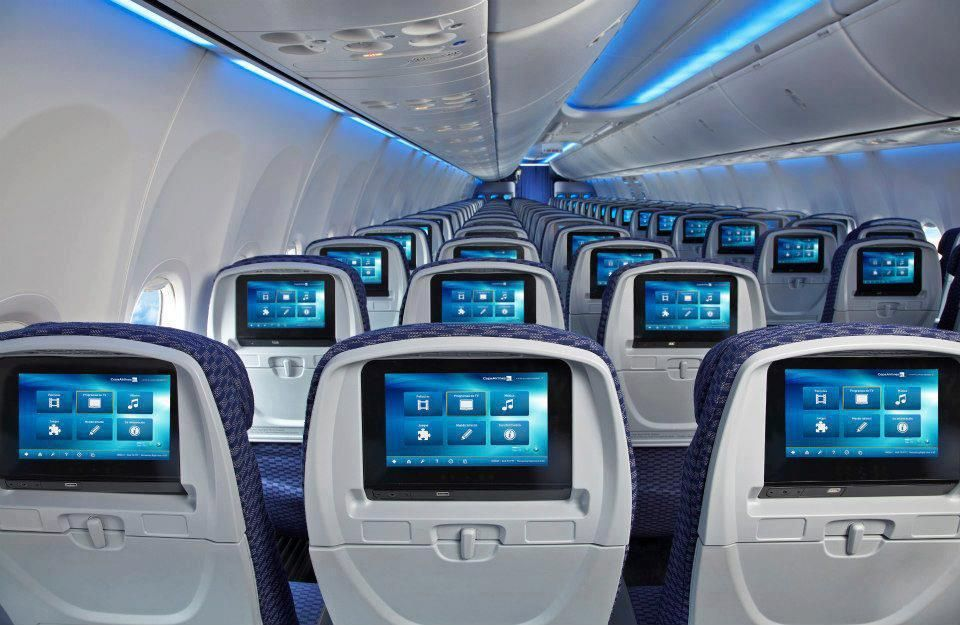 Boeing Sky Interior 737 800 Next Generation