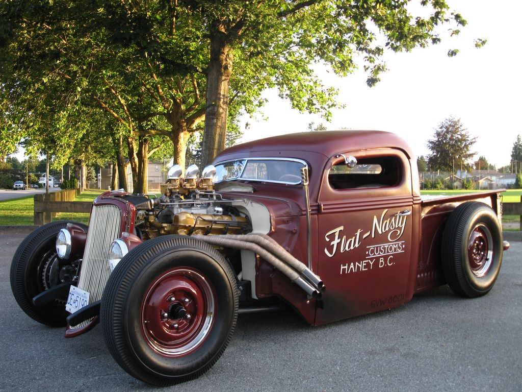 Pin On Hot Rods