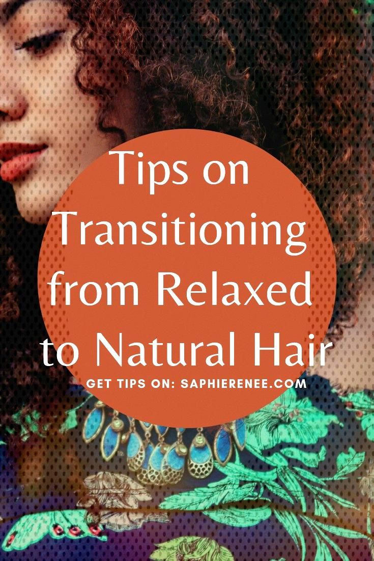 Transitioning from relaxed, texturized or chemically treated hair can be tricky. For a smooth trans