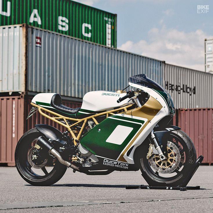 Ducati, Motorrad Mädchen
