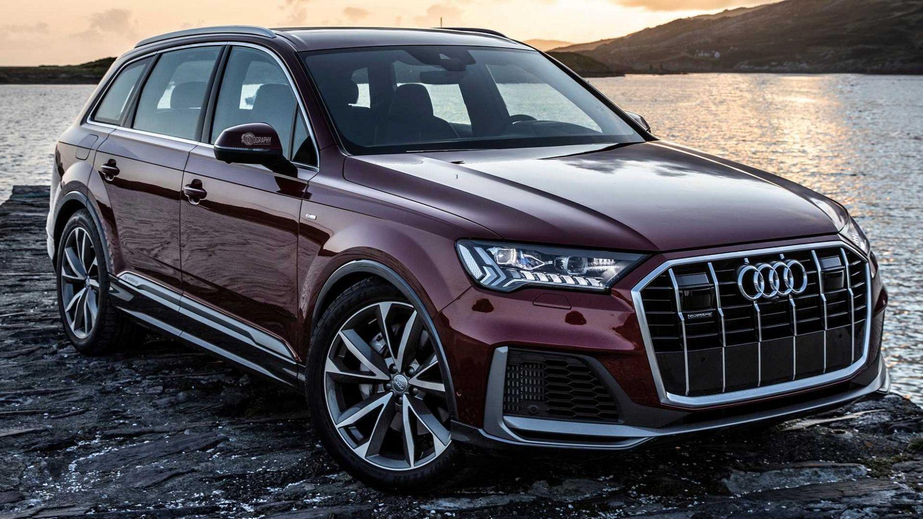 2020 Audi X7 In 2020 Audi Q7 Audi New Audi Q7