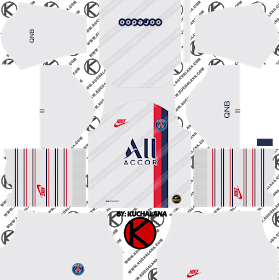 Paris Saint Germain Psg 2019 2020 Third Kit Dream League Soccer Kits In 2020 Paris Saint Germain Soccer Kits Paris Saint