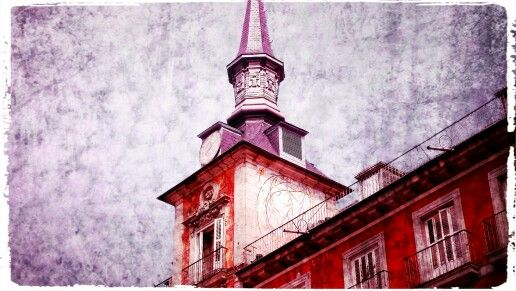 Reloj Plaza Mayor