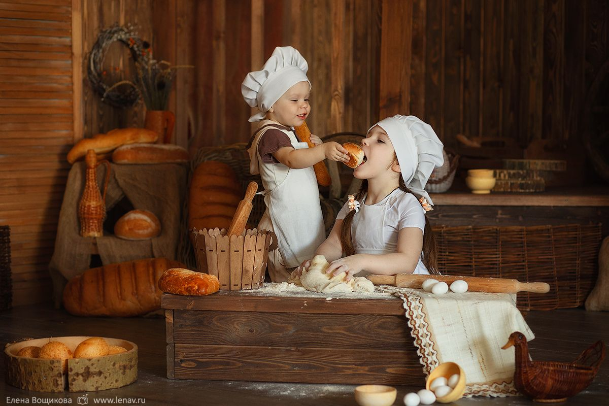 фотопроект поварята пекари для детей нижний новгород ...
