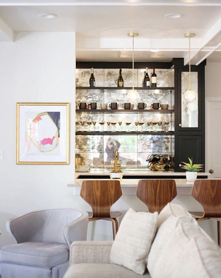Sophisticated Bar Area House Interior Design Living Room Home Bar Designs Modern Home Bar