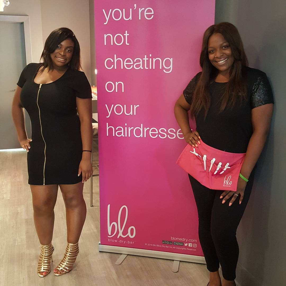 "Thank you <a href=""/bloheartsyou/"" title=""Blo Blow Dry Bar"">@Blo Blow Dry Bar</a> !!! I was at the Blo Birmingham grand opening media…:"