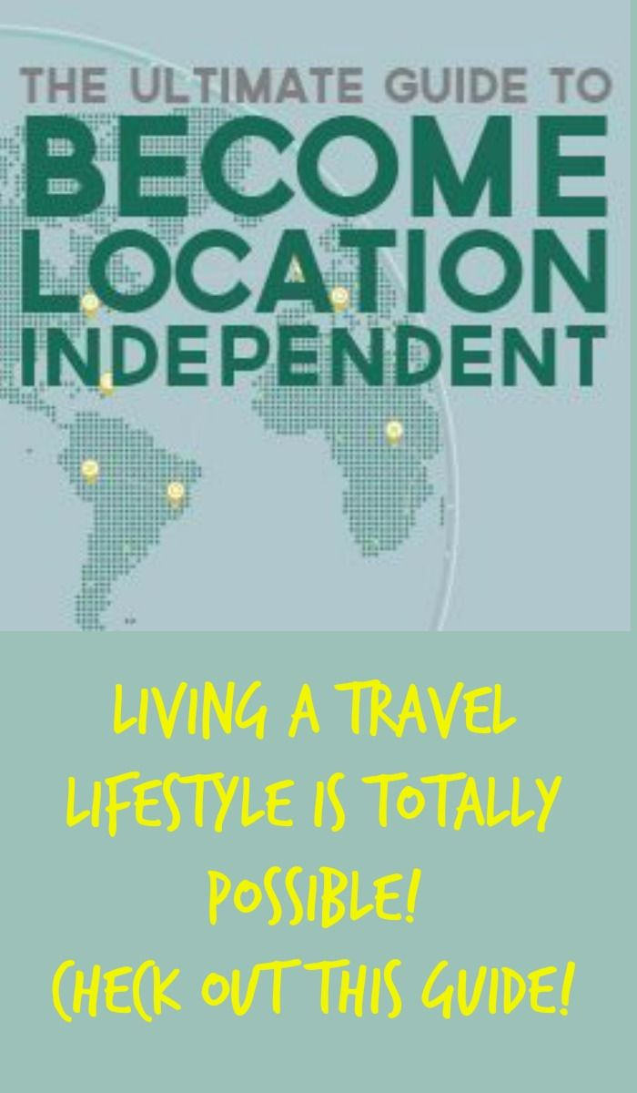 Everything you ever needed to know to become location independent. Click here: http://passingthru.com/2015/02/become-location-independent-ultimate-guide/