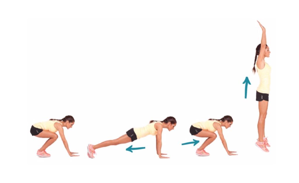 Sport à la maison : 7 exercices pour maigrir en 2020
