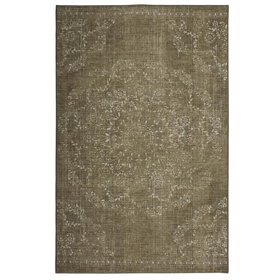 Mohawk Home Relic Graphite Indoor Vintage Area Rug Common 7 X 10 Actual 0 Ft W X 0 Ft L 13032 498 090120 Mohawk Home Area Rugs Modern Area Rugs