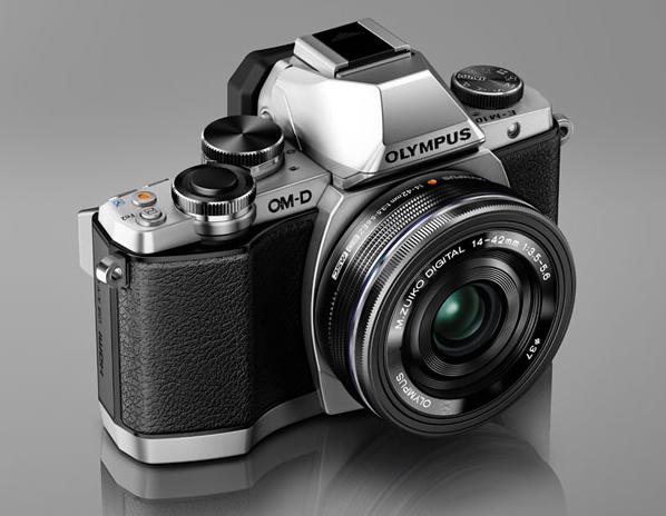 Afficher l'image d'origine Olympus camera, Mirrorless