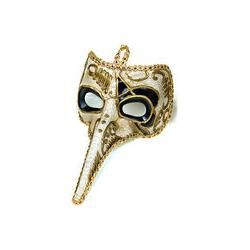 Venezianische Pestmaske.