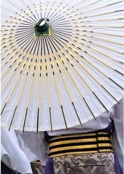 Japanese umbrella - Wagasa