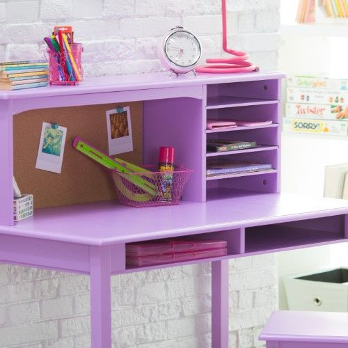 Guidecraft Media Desk Chair Set Lavender Purple Desk And Chair Set Pink Room Desk Chair