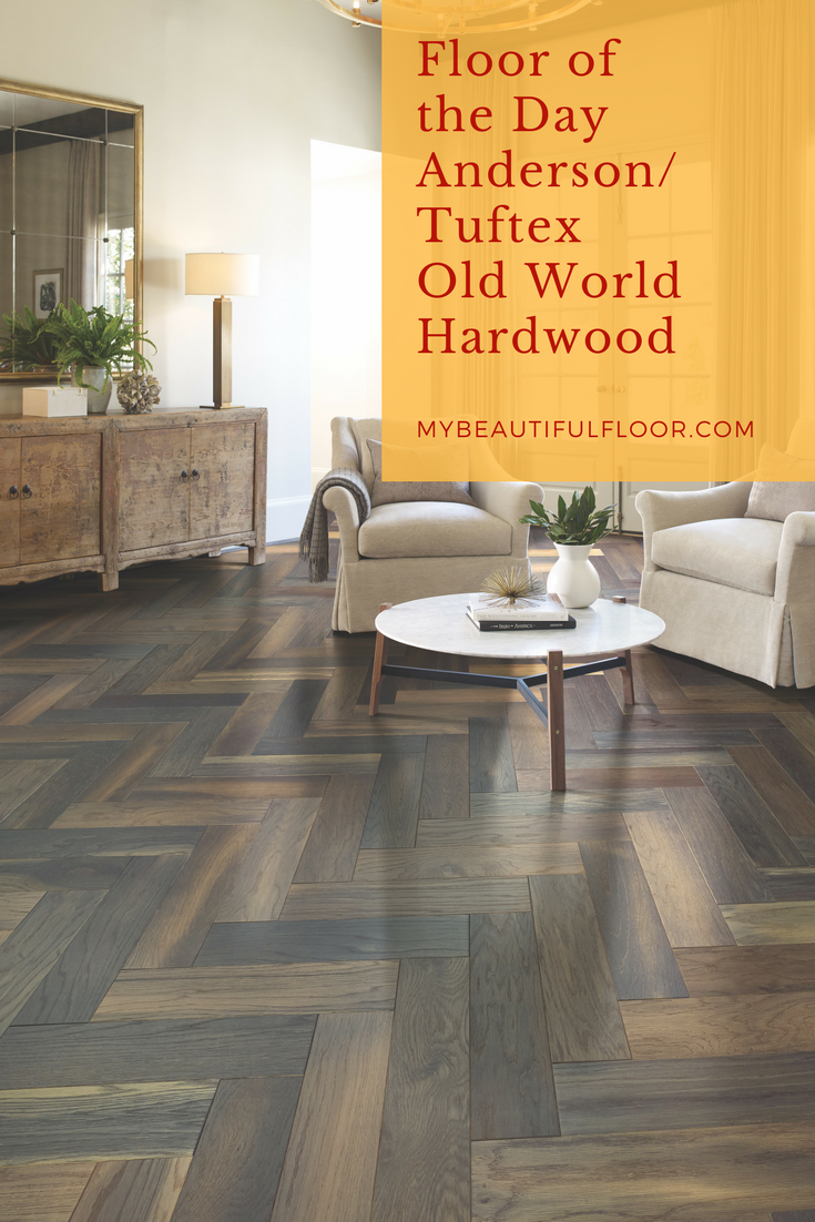Anderson Tuftex Old World Hardwood