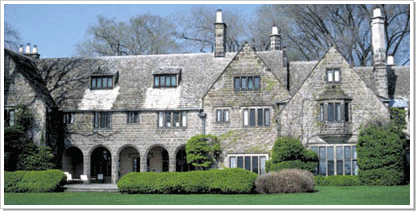 Historical Detroit Part 1 The Edsel And Eleanor Ford House Historic Homes Mansions Detroit