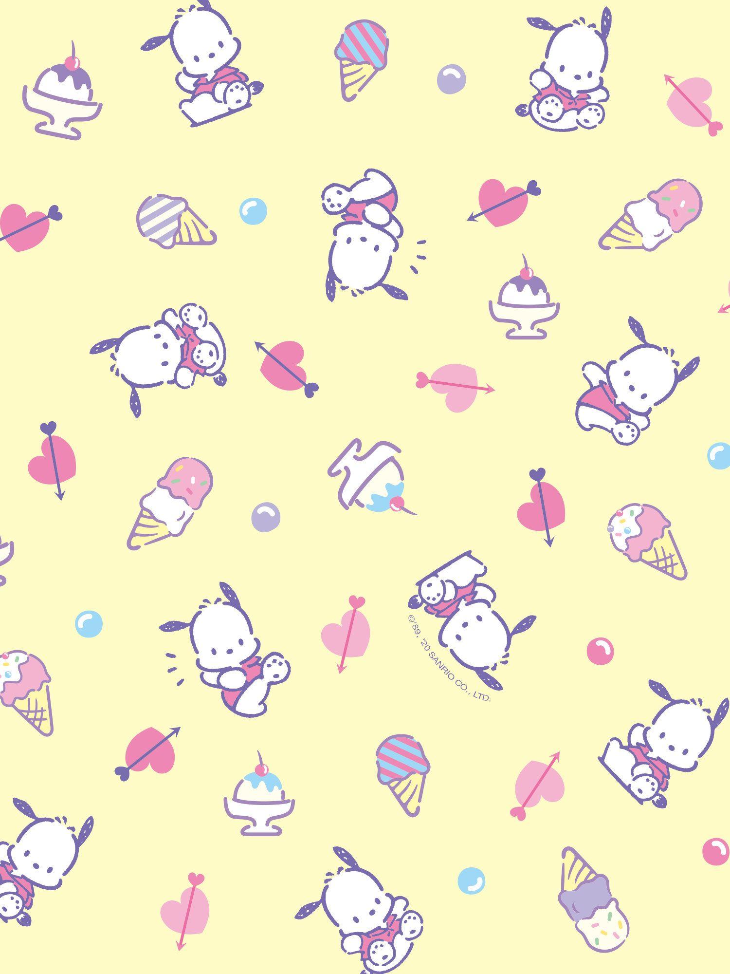 Wallpapers Sanrio おしゃれまとめの人気アイデア Pinterest クニエダマキ クロミ 壁紙 サンリオ 壁紙 サンリオ イラスト