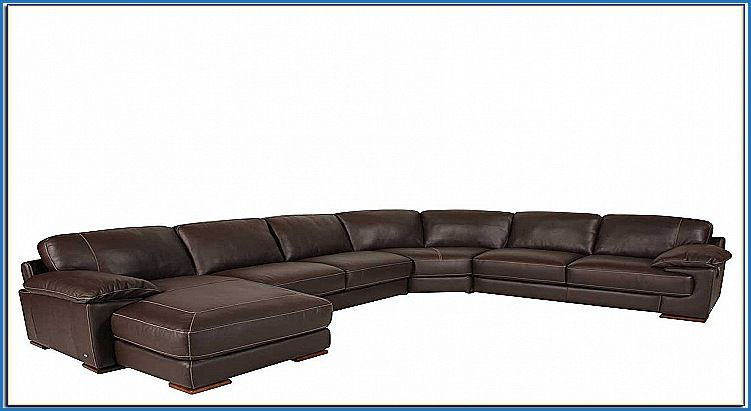 Beautiful Leather Sectional Sofa Canada Sectional Sofa With