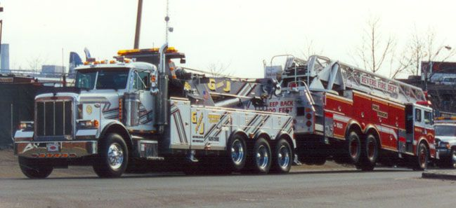 New Heavy Duty Tow Trucks Towing Currently Has Five Heavy Duty
