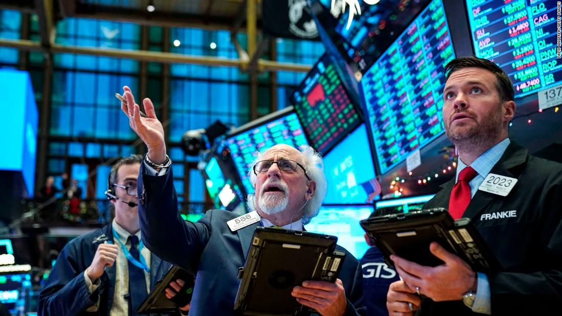 What's moving markets today Live updates CNN What's