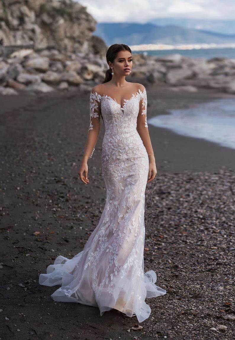 Buy 18 beach wedding dresses> OFF 18