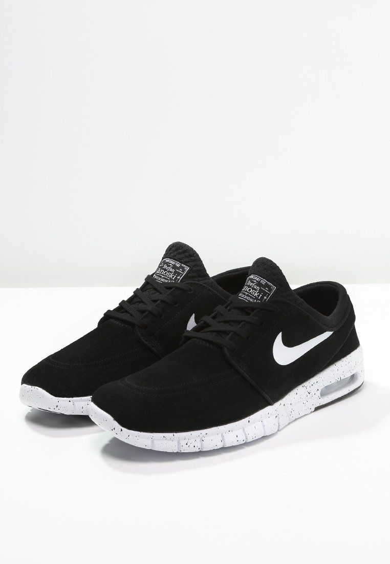 watch 28fe7 00ca6 Nike SB STEFAN JANOSKI MAX - Trainers - blackwhite for £95.00 (011215)  with free delivery at Zalando