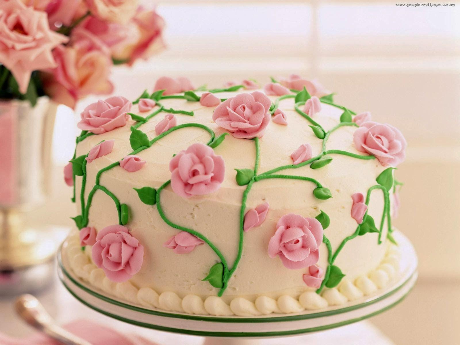 Birthday Cake Wallpaper × Pic Of Birthday Cake Wallpapers